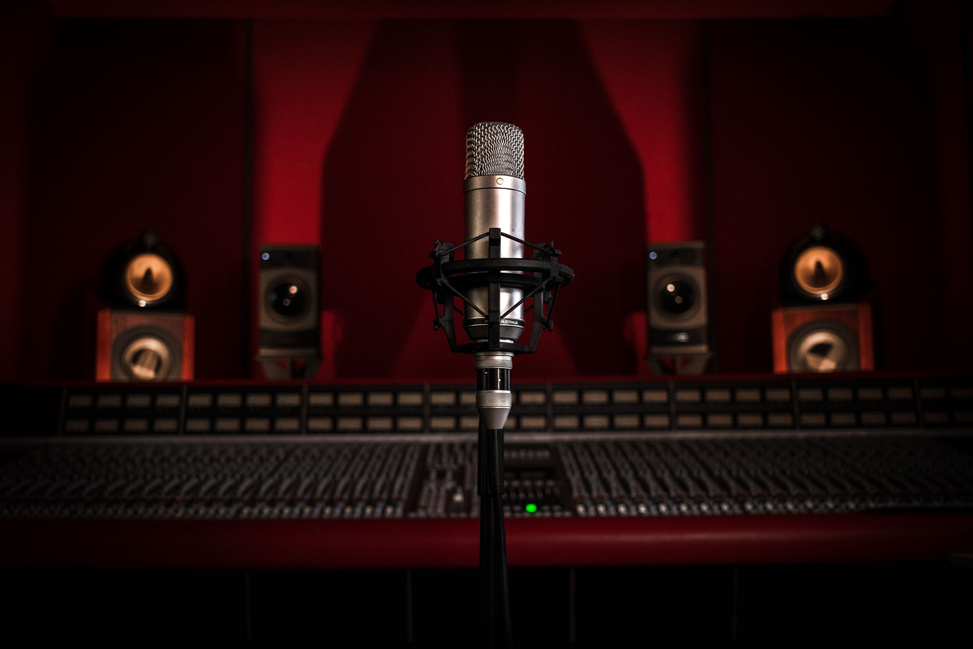 It's All About the Vocals - recording, editing, mixing
