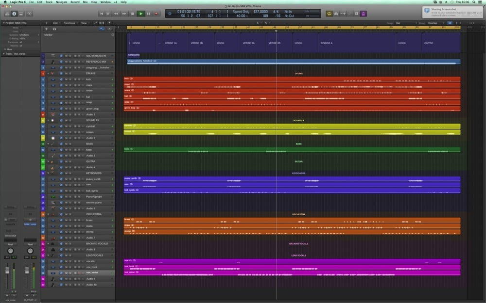 Mix Preparation, DAW Templates and Referencing