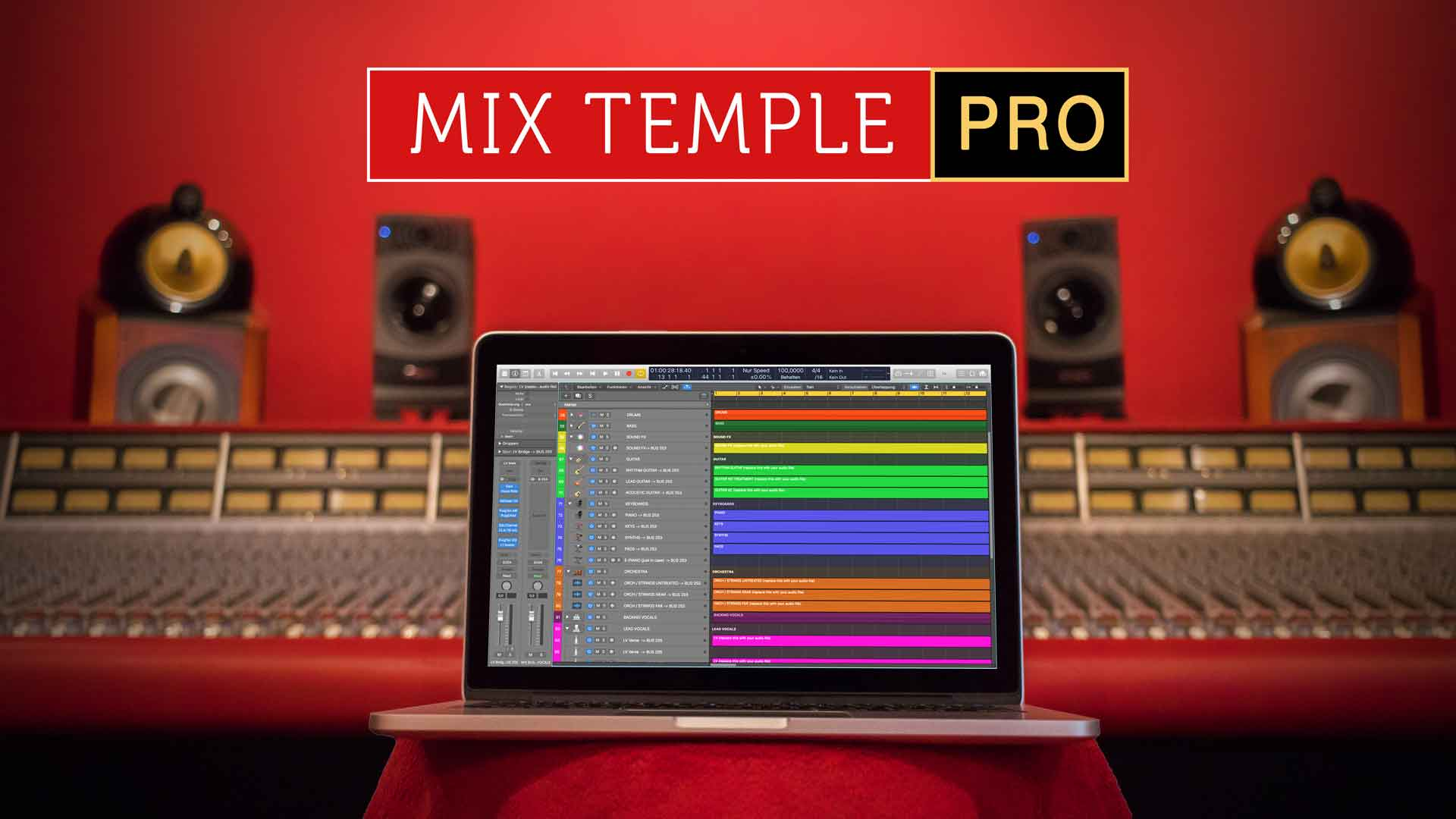 Mix Temple PRO - Mixed by Marc Mozart