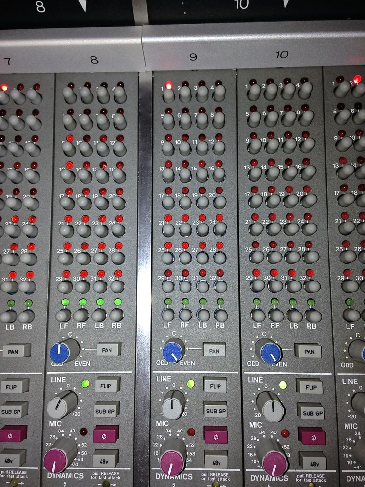 Parallel Processing SSL 4000