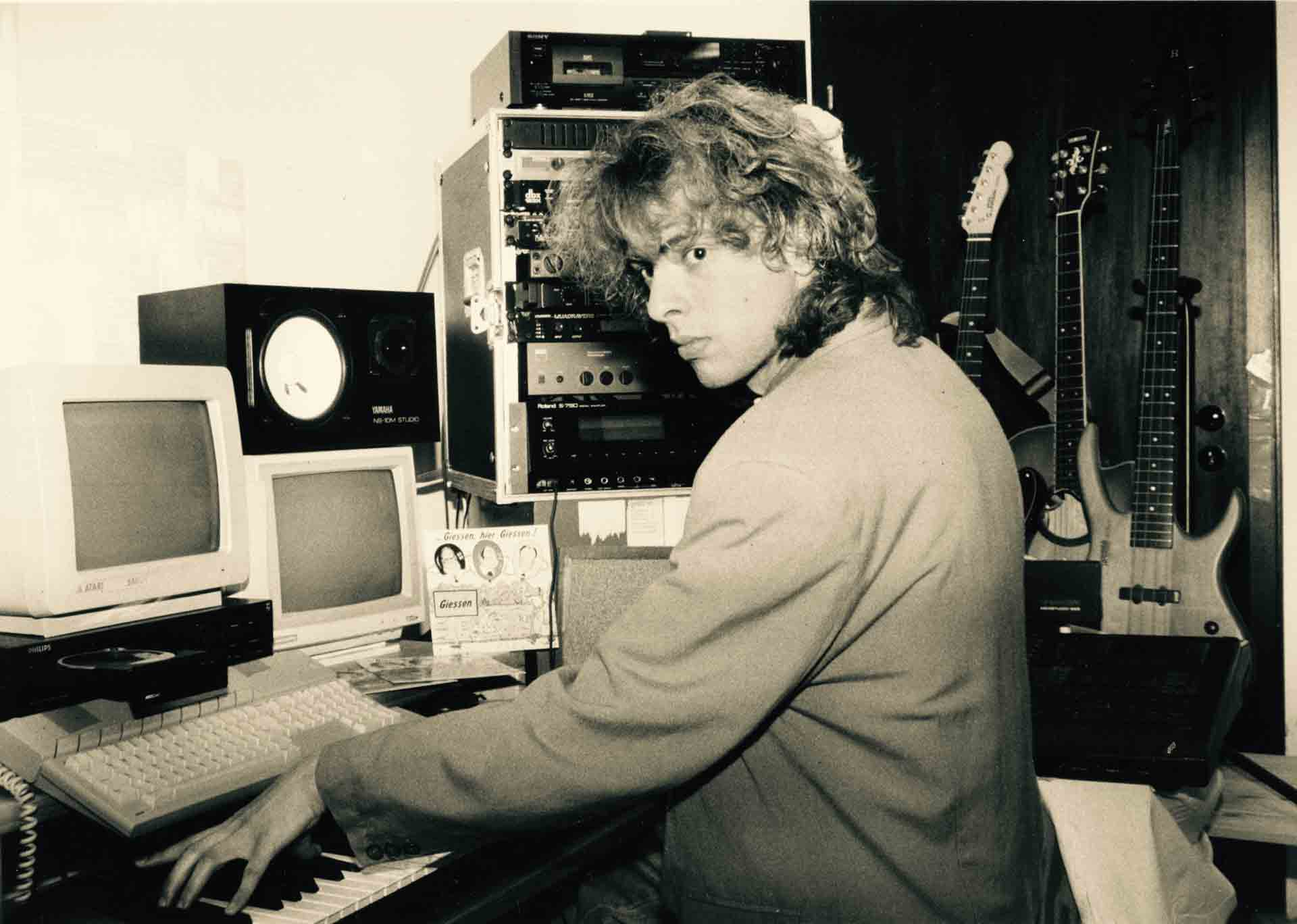 Marc Mozart 1992